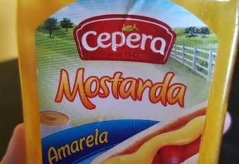 Mostarda Amarela Cepera