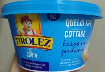Queijo Tipo Cottage Tirolez