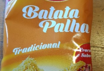 Batata Palha Tradicional Vital