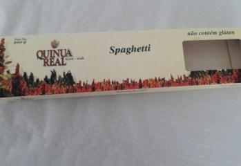 Spaghetti Quinua Real