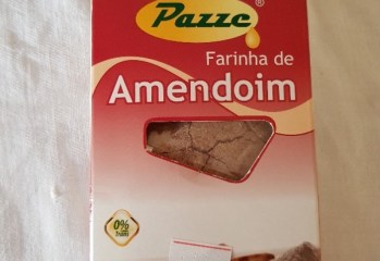 Farinha de Amendoim Pazze