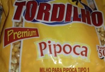 Milho para Pipoca Premium Tordilho