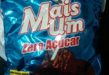 Waffer Recheado Coberto com Chocolate Zero Açúcar Svili
