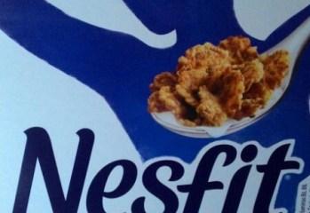 Cereal Nesfit Nestlé