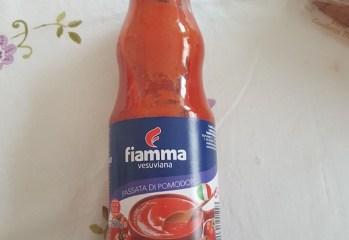 Molho de Tomate Passata Di Pomodoro Fiamma