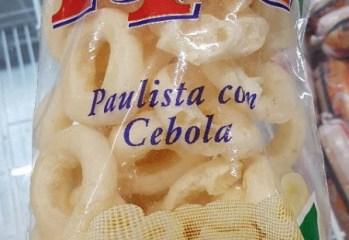 Biscoito Paulista com Cebola RIC