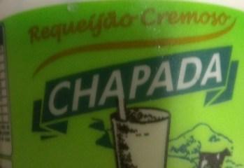 Requeijão Cremoso Chapada