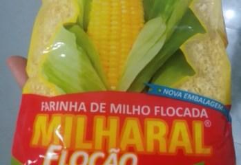 Farinha de Milho Flocada Flocão Milharal