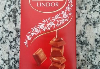 Chocolate ao Leite Lindor Lindt