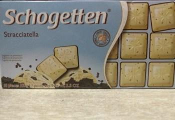 Chocolate Stracciatella Schogetten
