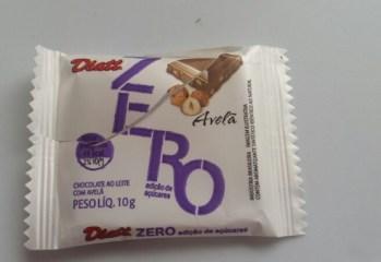 Chocolate ao Leite com Avelã Zero Diatt