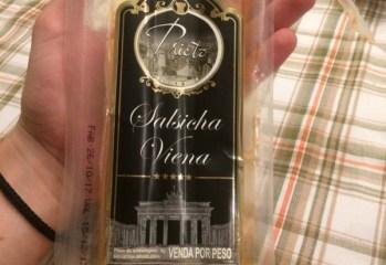 Salsicha Viena Pietro