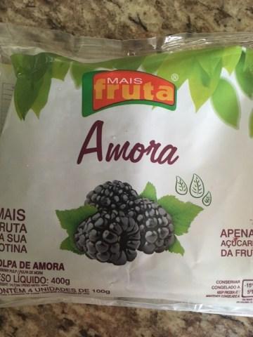 Amora Mais Fruta