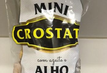 Mini Crostata com Azeite e Alho Fattile