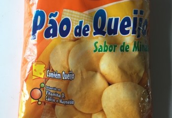 Mistura para Pão de Queijo Sabor de Minas Fritz & Frida