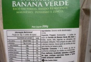 Farinha de Banana Verde Mix Nutri