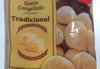 Pão de Queijo Congelado Tradicional Dia