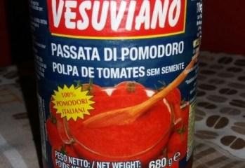 Polpa de Tomate Sem Semente Vesuviano