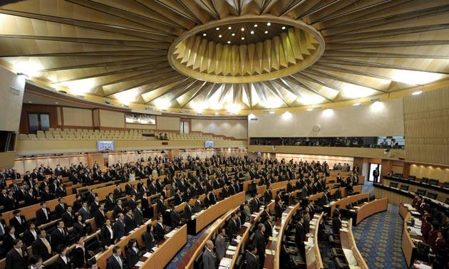 タイの国民議会