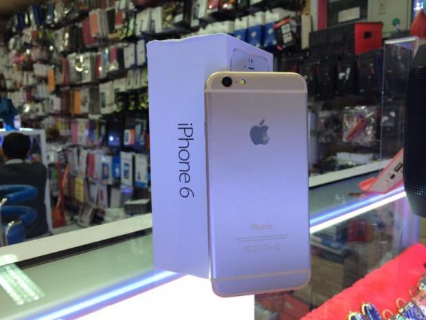 タイ・iPhone6 MBK価格