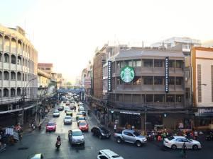 Starbucks Wangbhrapha
