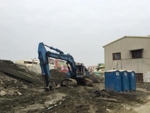 2016 earthquake Tainan site-2