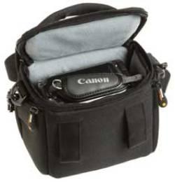 亚马逊倍思(AmazonBasics)肩背式数码摄像机包