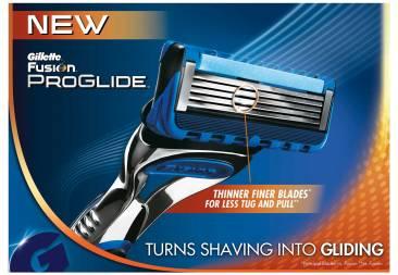 Gillette Fusion Proglide... ¿un nuevo estándar en afeitado o un producto para sacarle los cuartos al usuario más crédulo?