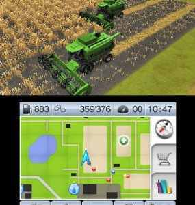 Landwirtschafts-Simulator 2012 3D, Abbildung #04