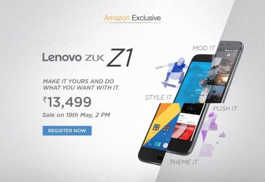 Lenovo ZUK Z1 Mobile