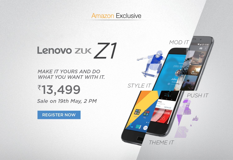 Lenovo Z1