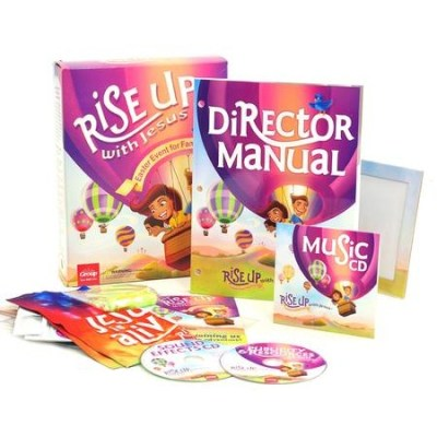Rise Up With Jesus Easter Event Kit
