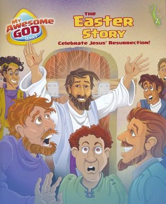 Easter Story Pamphlets kids