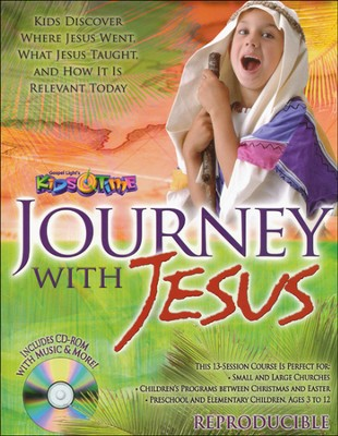 Easter Journey with Jesus Church Curriculum Gospel Light