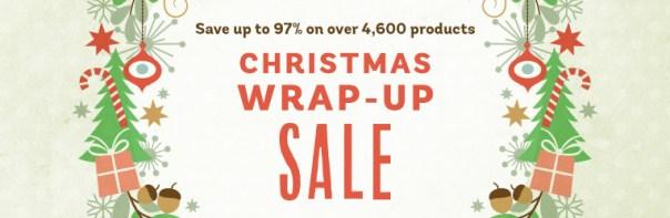 Christmas Wrap Up