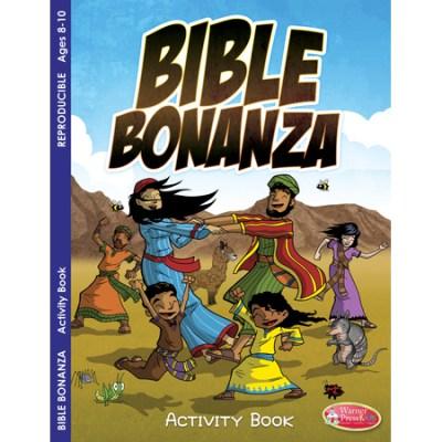 Bible Bonanza Activity Book