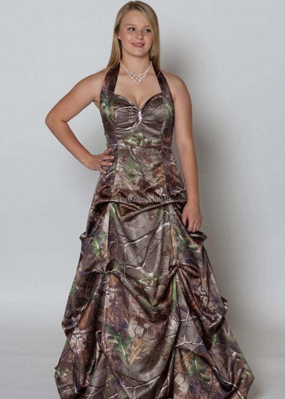 white camo wedding dress camouflage prom dresses Camouflage Formal Wear Miller Bridal Sewing