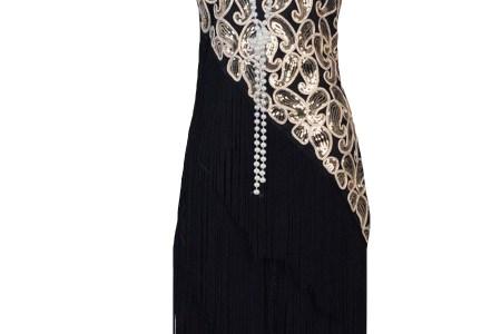 women s font b 1920s b font paisley art deco sequin tel double side glam party