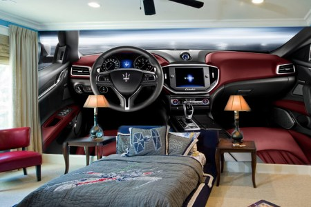 1x3m modern 3d fashion cool car mural for bedroom kitchen living room creative non woven