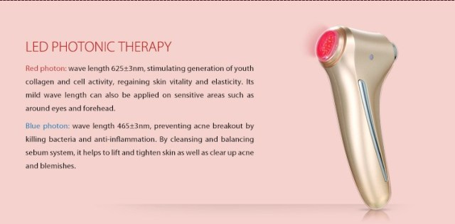 CM-7 red photon therapy