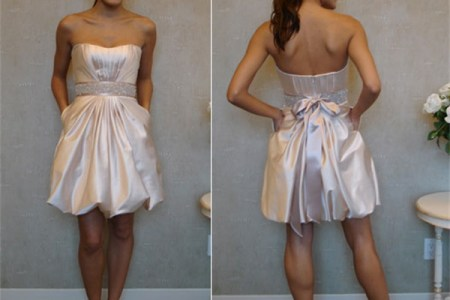 new arrival country style short bridesmaid dress with sashes 2015 sweetheart dress to party taffeta vestido