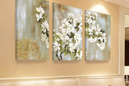 home decor wall painting flower canvas painting cuadros dencoracion wall pictures for livig room 2016 beautiful