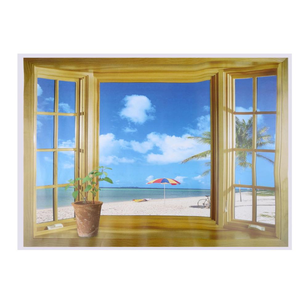 Fullsize Of Window Landscape Pictures