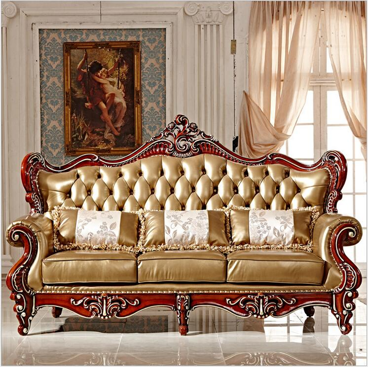 luxury classic french carved sofa set louis xv sofa set 6