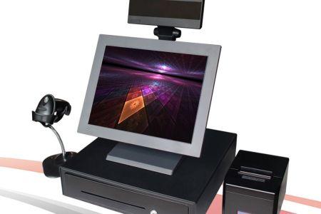 15 inch touch cash register restaurant pos system restaurant equipment china manufactoture