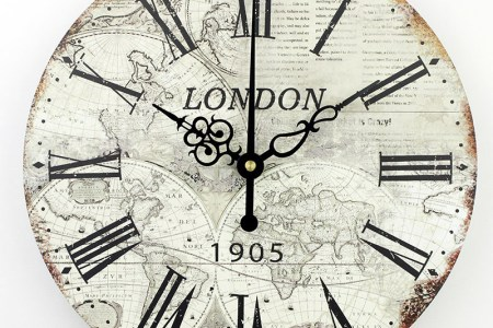 Map room clock world map large decorative wall clock modern design fashion silent meeting room wall decor clocks home gumiabroncs Images