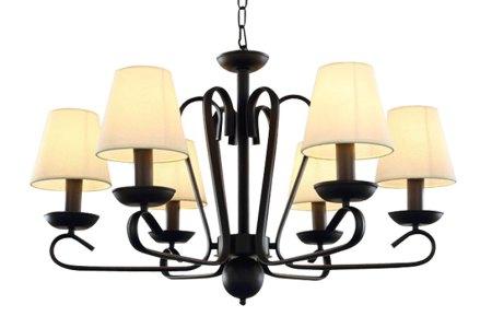 brief modern chandelier home lighting bedroom black wrought font b iron b font chandeliers font b