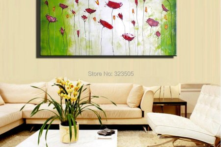 cheap painting canvas