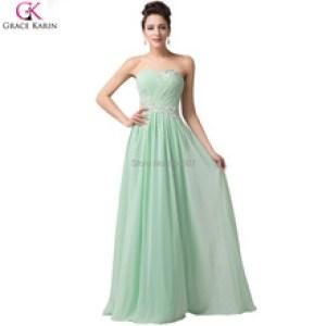 Vestido de dama de honra adultas