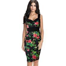 Vestidos de havaiana Aliexpress floral